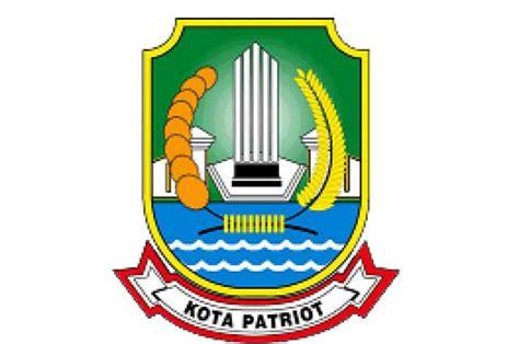 pemerintah kota bekasi lambang daerah kota bekasi