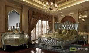 evangelino luxury european style bedroom set