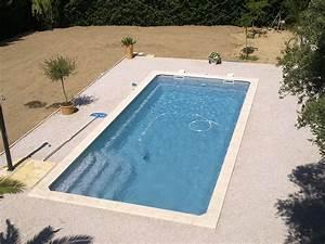 Piscine Enterrée Coque : coque piscine 7 x 4 ~ Melissatoandfro.com Idées de Décoration