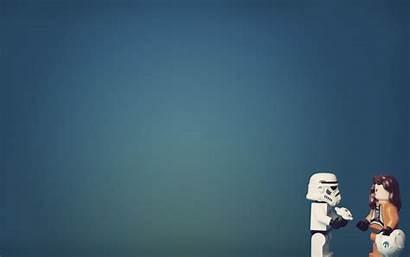 Lego Desktop Stormtrooper Wallpapers Background Wars Star
