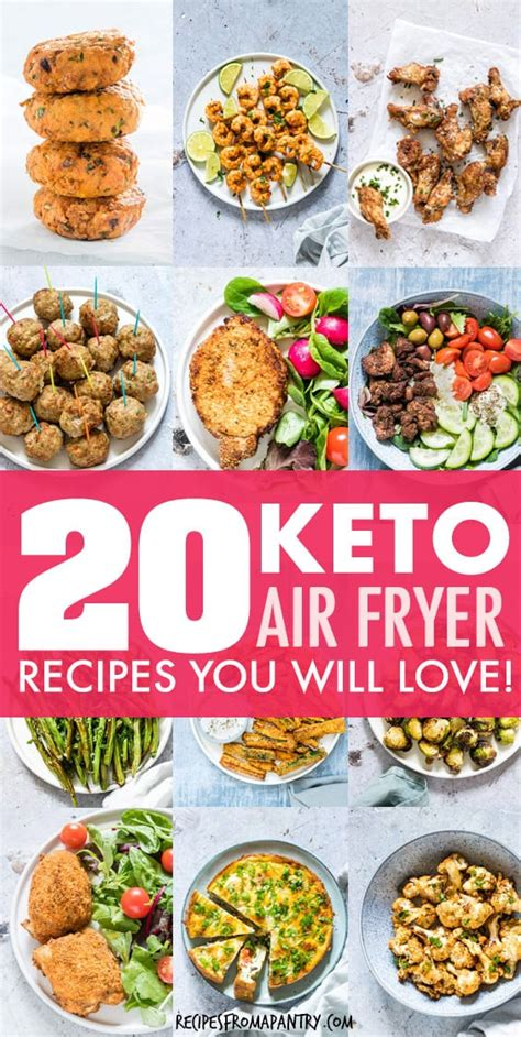 fryer keto air recipes carb low range soup recipesfromapantry breakfast pantry healthy
