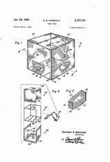Crab Trap Drawing Patent Visit Camano Island sketch template
