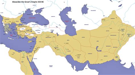 The Great Empire by What Was The Size Of The Great S Empire And Did
