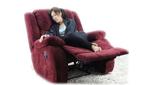 shipping modern american style  class recliner