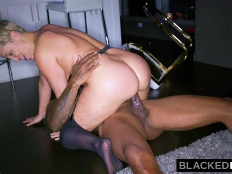 Blackedraw This Thick Wife Needed Some Fun After Work Without Her Husband Free Porn Videos