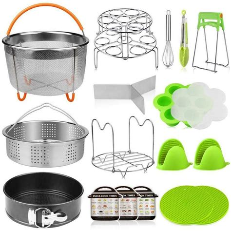 instant pot cooker pressure rover pieces kitchen