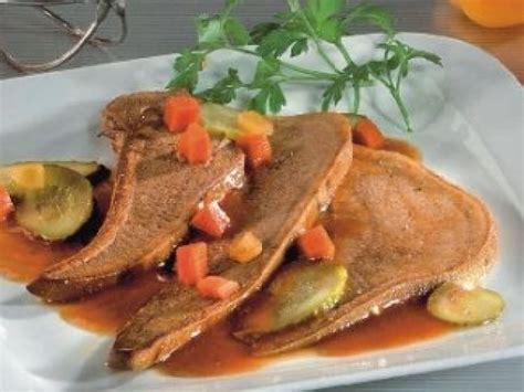 marmiton forum cuisine langue de boeuf sauce piquante aux cornichons recette de