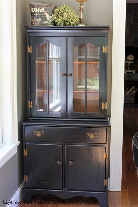 lessons  learned   craigslist hutch makeover