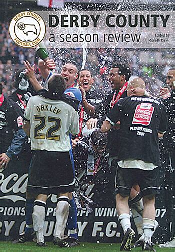 Derby County - A Season Review 2006-2007 - The Rams ...