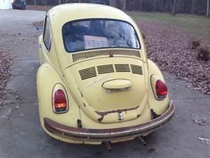 Find Used 1972 Volkswagen Beetle Vw Project Barn Find