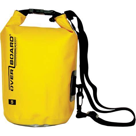 waterproof bag overboard waterproof bag 5l yellow ob1001y b h Waterproof Bag