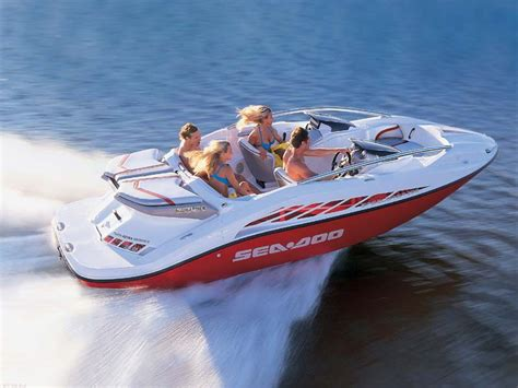 Sea Doo Pedal Boats For Sale by Sea Doo Speedster 200 370 Hp 2005 Used Boat For Sale In