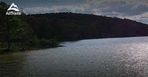 trails  keystone state park pennsylvania alltrails