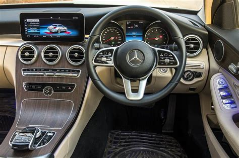 We are specialized in doing coverage. 2019 Mercedes-Benz C 200 petrol review, test drive - Autocar India