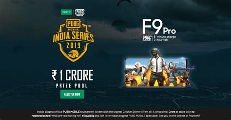 pubg mobile india series  tencent oppo lure players