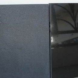 HONED VS POLISHED Absolute Black - Yelp