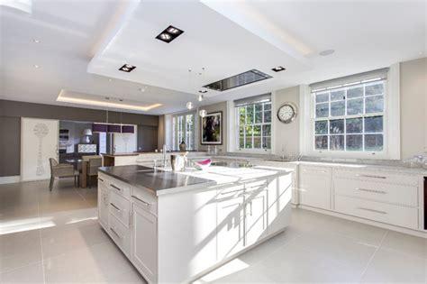 contemporary kitchen photos inspirational new build contemporary kitchen essex 2506
