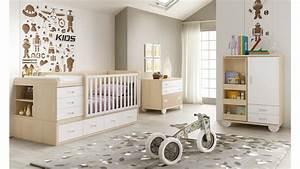 Commode Chambre Enfant : lit b b commode volutif avec chiffonnier bc30 glicerio so nuit ~ Teatrodelosmanantiales.com Idées de Décoration