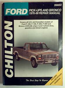 Picture Of 1986 Ford F 150 Pick Up Engine Diagram