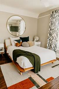 47, Chic, And, Trendy, Mid-century, Modern, Bedroom, Designs