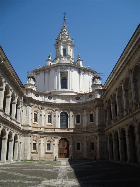 Cupola Sant Ivo Alla Sapienza by Sant Ivo Alla Sapienza
