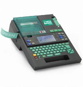 greenmachine all in one digital garment label printer bc With apparel label maker
