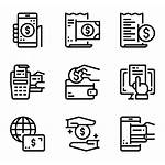 Bill Payment Clipart Dollar Method Icon Duplicate