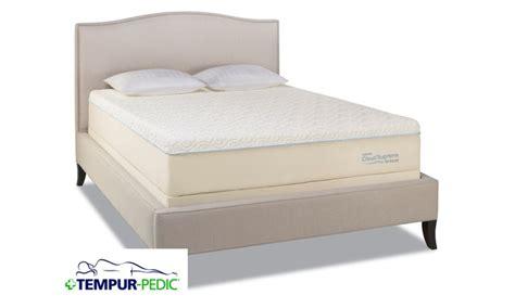adjustable tempur pedic bed new tempurpedic