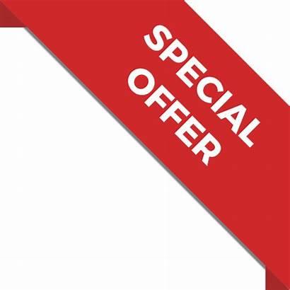 Offer Special Banner Transparent Pngkey