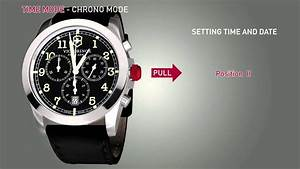 Instructions Movie Infantry Chronograph