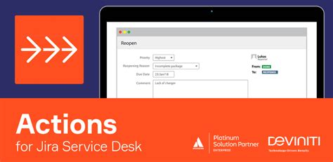 jira service desk download actions for jira service desk version history
