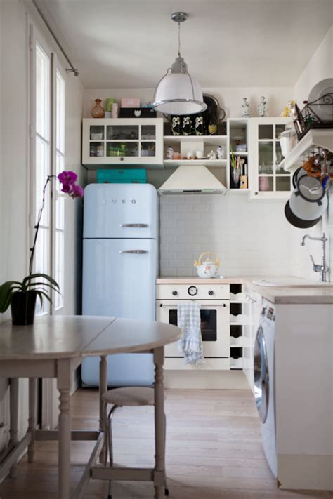 inspiring small kitchens apartment therapy