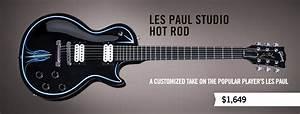 Gibson Com  Les Paul Studio Hot Rod