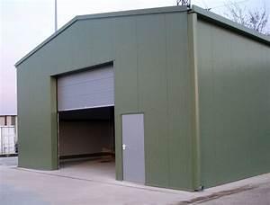 Hangar Metallique En Kit D Occasion : prix sur demande ~ Nature-et-papiers.com Idées de Décoration