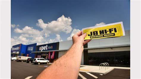 JB Hi Fi to open Launceston store in May   The Examiner