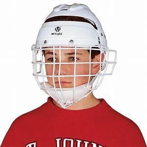 street hockey helmet face cage junior flaghouse With floor hockey helmet