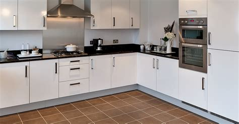 Designer Fitted Kitchens In Edinburgh  The Hirta Collection