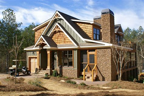 rustic house plan with porches stone and photos rustic floor plans