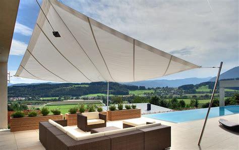 sonnensegel fuer terrasse balkon schoener wohnen