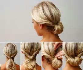 Frisuren Lange Haare Anleitungen by Schöne Und Einfache Frisuren Für Den Alltag Bei Langem Haar Veniccede Me