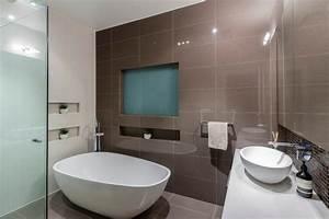 Malvern east melbourne australia modern bathroom for Bathroom spa baths melbourne