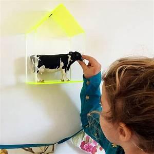 Haus Regal Kinderzimmer : haus regal 39 la casita 39 neonrot von knoknoknok kaufen ~ Sanjose-hotels-ca.com Haus und Dekorationen