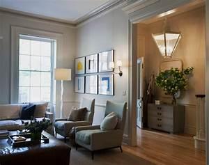 manhattan townhouse modern living room new york by With interior design living room townhouse