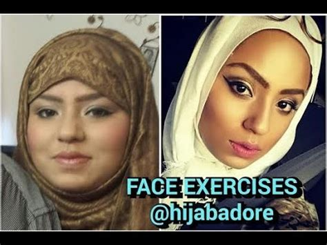 face toning exercises   lose fat   face