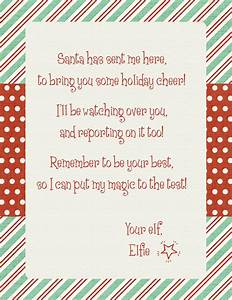 Letters Archives Elf On The Shelf Letters
