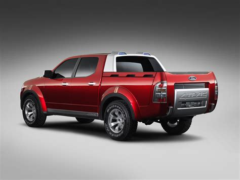 concept truck ford 4 trac concept truck picture 17582