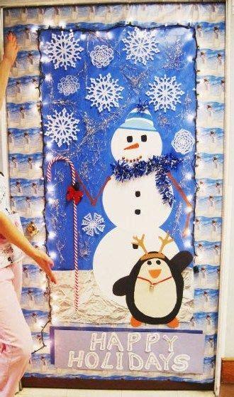 preschool door decorations for christmas door decorating door and school doors on