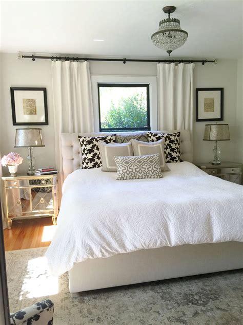 Bedroom Bedroom Window Treatments Houzz Modern Master