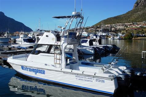 Fishing Boat For Sale In South Africa by Our Boats Hooked On Africa Fishing Charters Cape Town