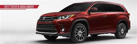 Toyota Trim Levels by 2017 Toyota Highlander Trim Level Comparison